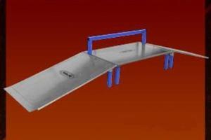 Hur man gör en kartong Ramp för Tech däck