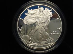 Metoder för att upptäcka falska silvermynt