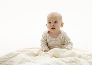 Hur man knyter en Baby fleecefilt med band