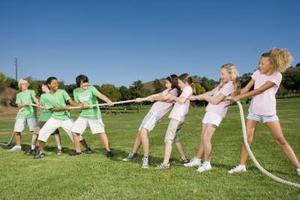 Kristen verksamhet & spel för tonåringar