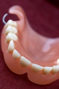 Olika typer av tandproteser