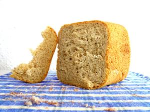 Förvaring av min hembakat bröd för att hålla den färsk