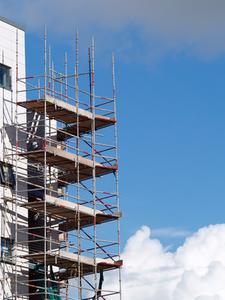 OSHA byggnadsställningar säkerhet