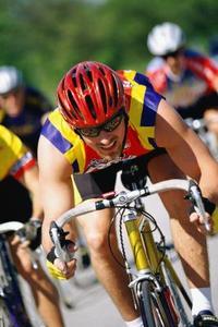 Triathlon cykel utbildning