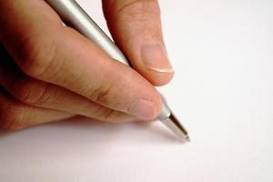 Kontur på hur man skriver en berättande dikt