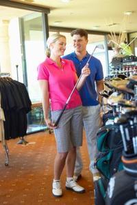 True Temper Golf skaft specifikationer
