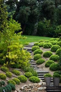 Hur man gör en sluttning upp säng trädgård