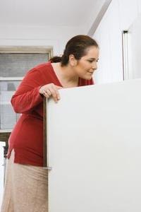 Kemiska lukter i kylskåp