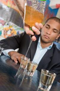 De långsiktiga effekterna av att dricka alkohol inför barn