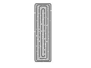 Hur man gör egna från golv till tak trappa fall ljus skugga
