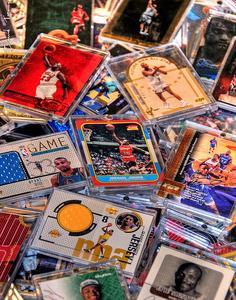 Det bästa stället att sälja basket korten
