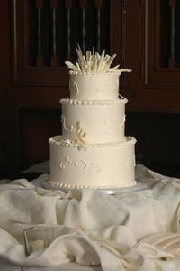 Hur man gör en modell bröllopstårta