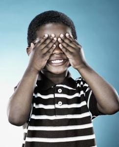 Västafrikanska verksamhet & spel för barn