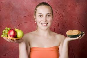 Vad man ska äta innan sängen gå ner i vikt
