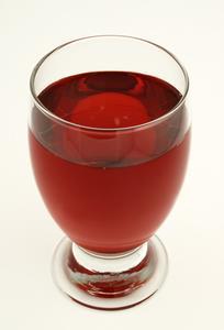 Hur man Detox med tranbärsjuice