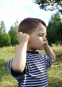 Aktiviteter för barn Bibeln med lyssnar & hjälper