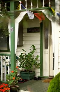 Åtgärder för att bygga en veranda
