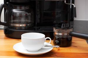 Hur man gör kaffe loggar