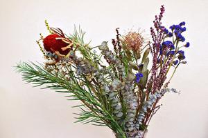 Enkla blommor tabell Decor idéer