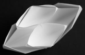 Hur man gör en Origami presentpåse & handväska