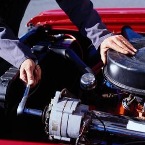 Engine HP specifikationer för 1970 till 1980 Chevy 400s