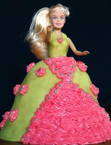Hur gör jag skor och stövlar för en Barbie storlek?