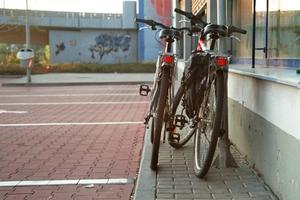 Hur man bygger ett skumt för en cykel Cargo undertexter