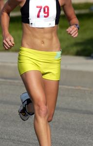 Övningar att sprint snabbare