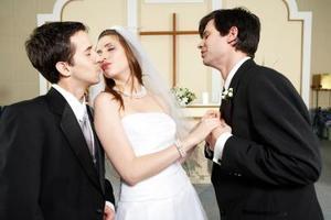 Vad händer i en skilsmässa om din make hade en affär?
