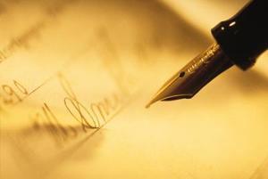 Hur man kan förbättra en skakig handstil