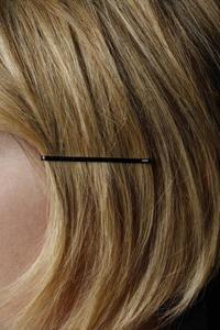 Instruktioner för 1930-talet Fingerwave frisyr