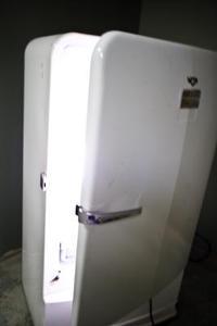 Ta bort mögel från kylskåp packningar