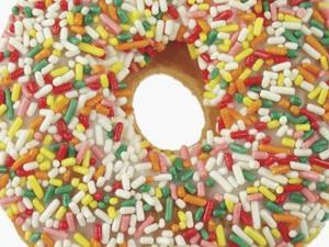 Hur till is en Donut tårta
