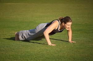 Vibration plate träning