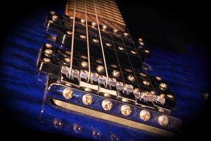 Vilken typ av färg ska jag använda på min elgitarr?