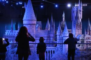 Hur man gör en Harry Potter slottet kaka