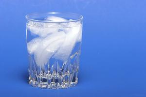 Hur justera vattennivån på en ismaskin