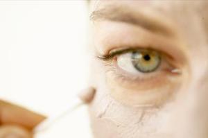 Estriol effekter på huden