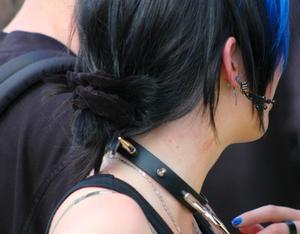 Hur man färga håret med sötad kool-aid
