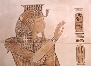 Forntida egyptiska barnkläder