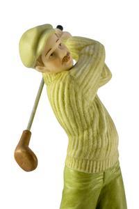 Vad är det korrekta golf swing planet?