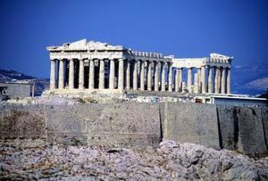 10 ord som kommer med de forntida grekerna