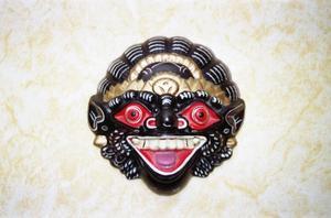 Typer av orientaliska Tribal masker