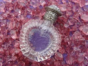 krossat glas dekoration