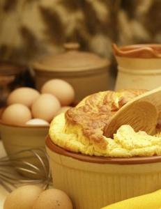 Desserter som använder massor av ägg
