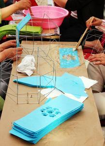 Craft idéer för en bakgård Bibeln klubb