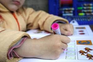 Pedagogiska leksaker att hjälpa barn med inlärningssvårigheter