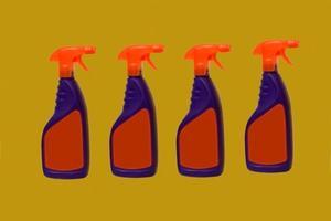 Effekten av hushåll ammoniak på växters tillväxt