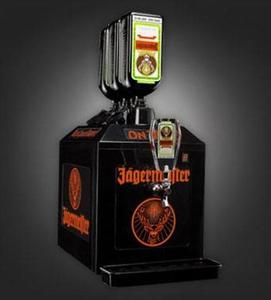 Hur man rengör en Jägermeister maskin