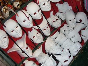 Idéer för hemlagad masquerade ball masker